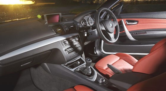 bmw 123d coupe 2009